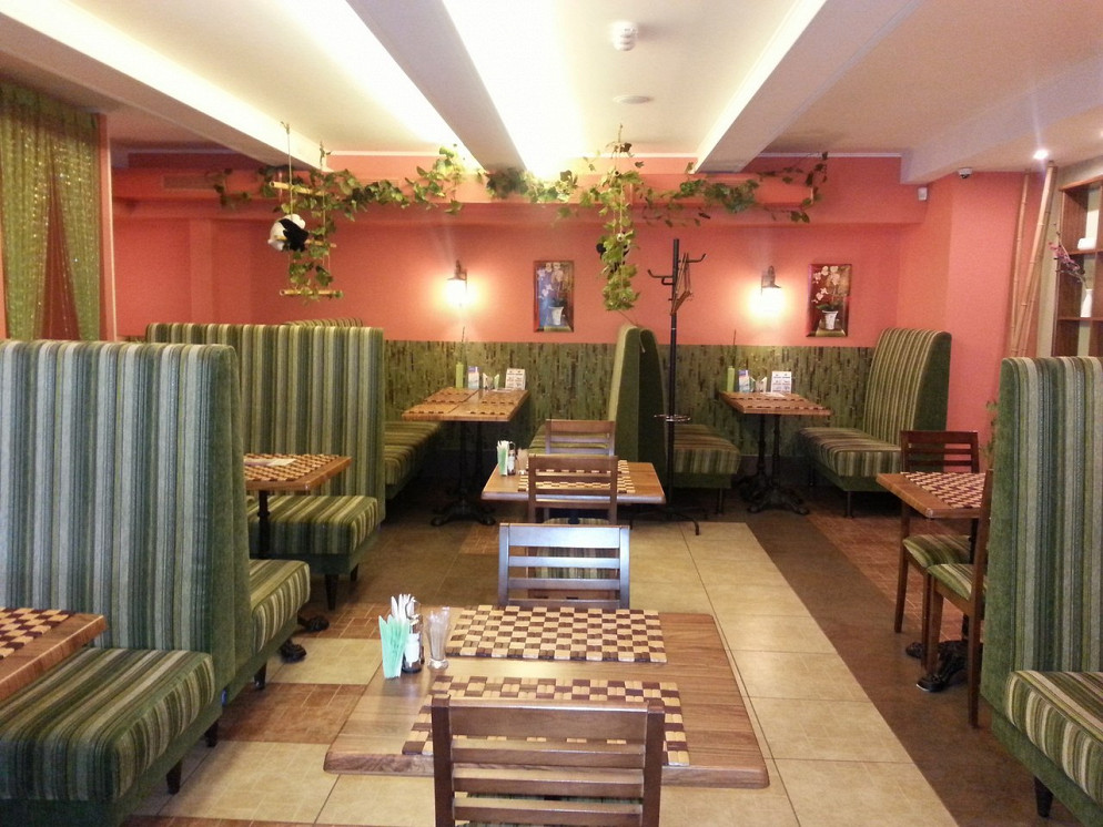 Ресторан Бамбуши - фотография 6