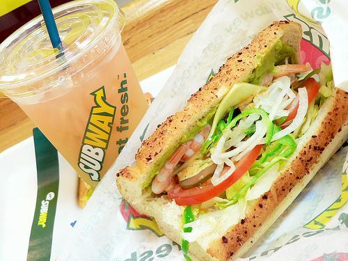 Ресторан Subway - фотография 3