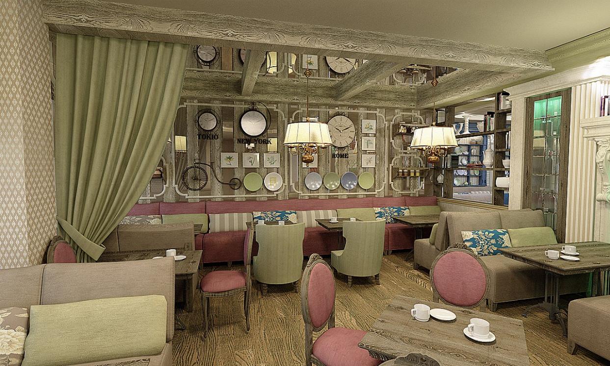 Ресторан Коттедж - фотография 9