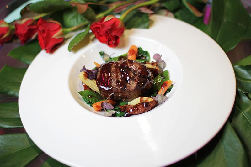 Ресторан Château de fleurs - фотография 36