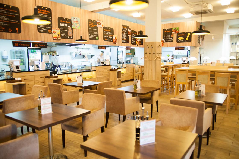 Ресторан Кухня Полли - фотография 22