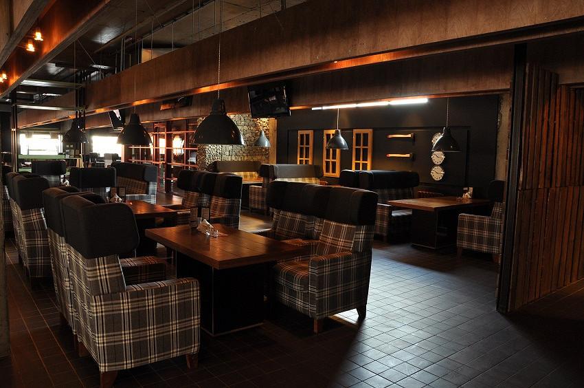 Ресторан Амбар - фотография 1