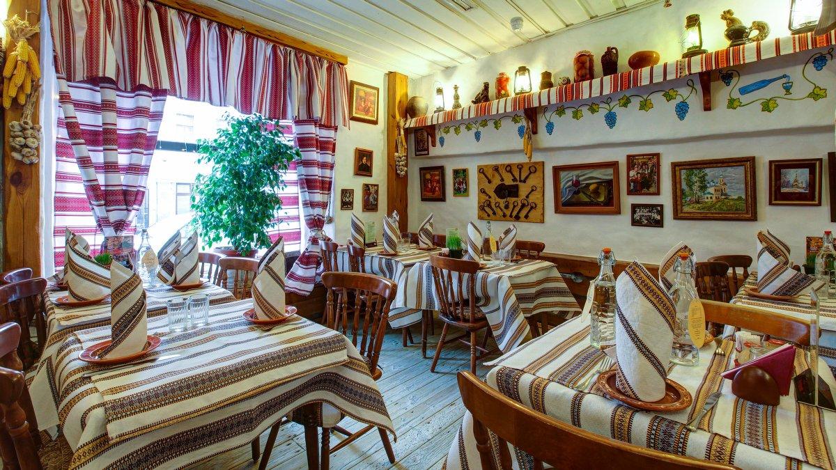 Ресторан Тарас Бульба - фотография 10