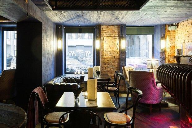 Ресторан Tesla Bar - фотография 2