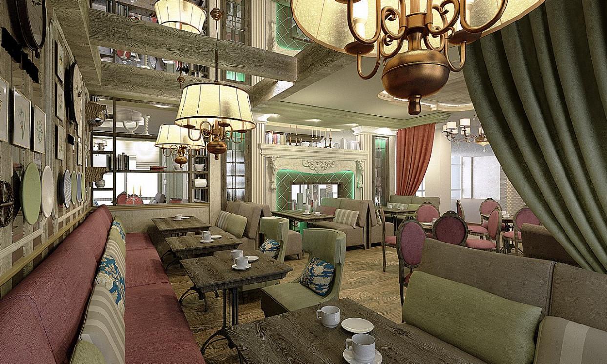 Ресторан Коттедж - фотография 7