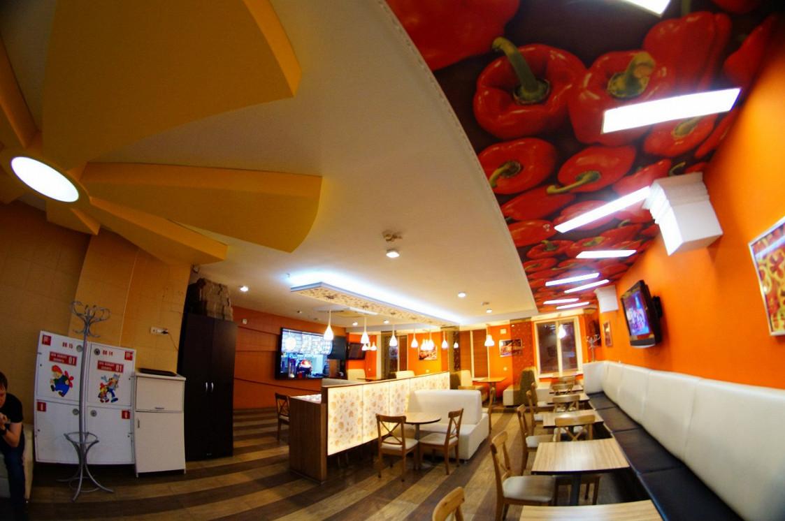 Ресторан Big City Pizza - фотография 8
