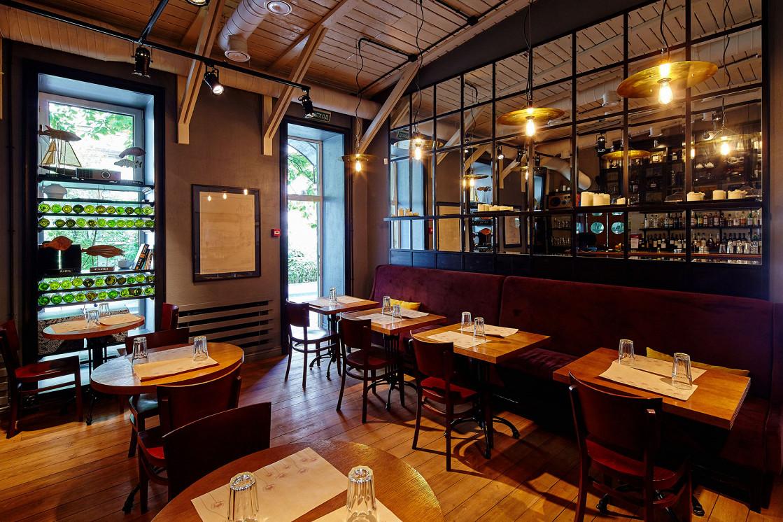 Ресторан Schengen - фотография 3