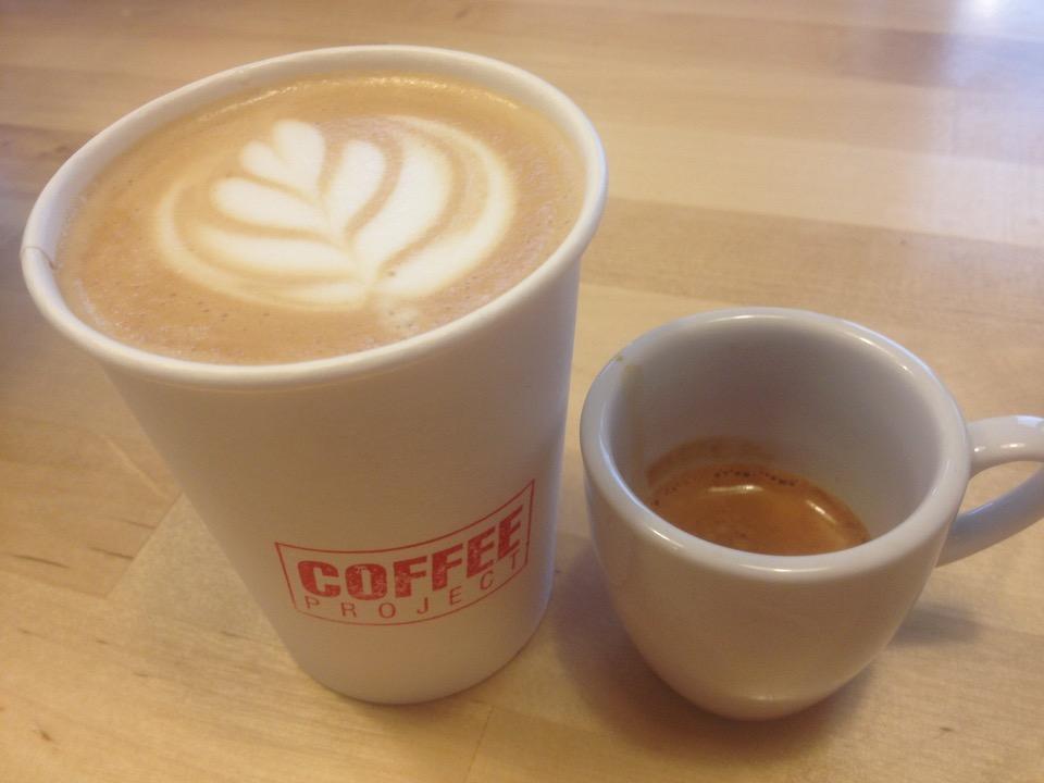 Ресторан Coffee Project - фотография 1