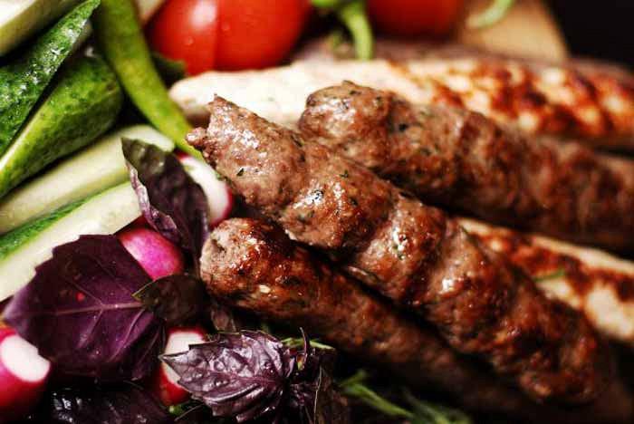 Ресторан Шашлычный рай - фотография 11