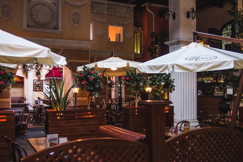 Ресторан Аптаун - фотография 1