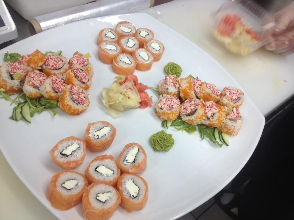 Ресторан Сушкоф - фотография 3