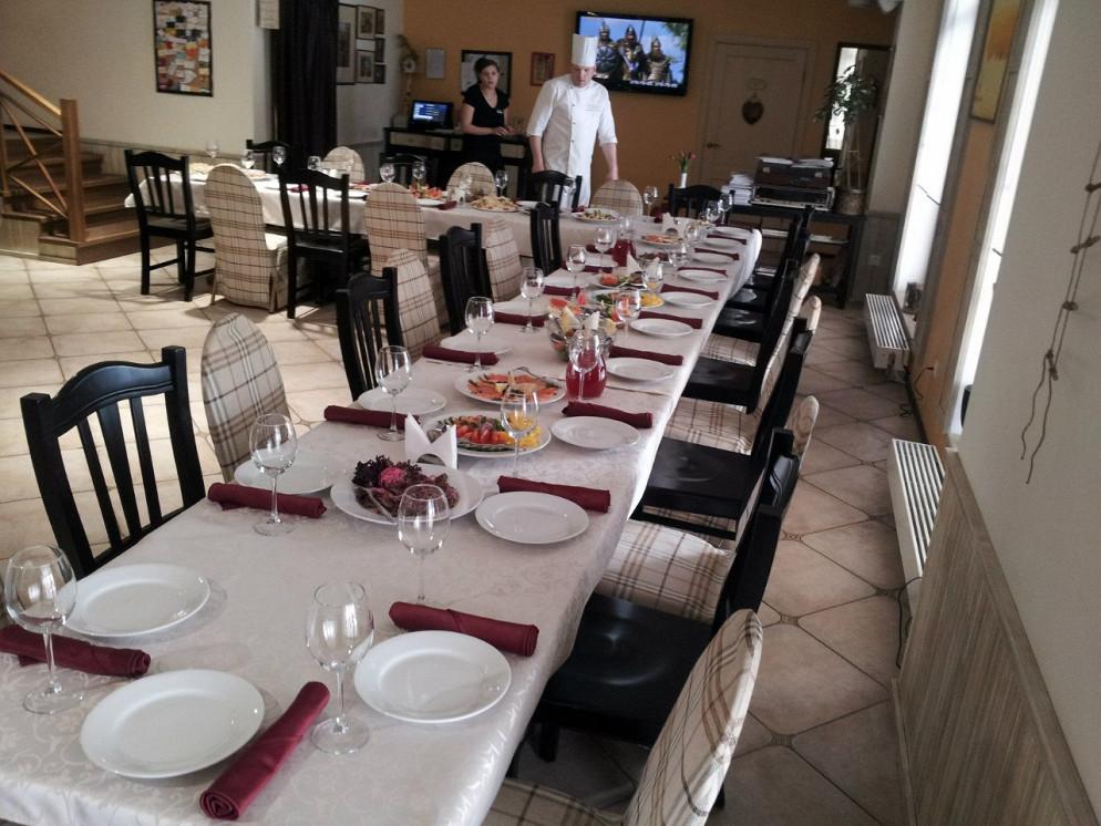 Ресторан Мама Чоли - фотография 2