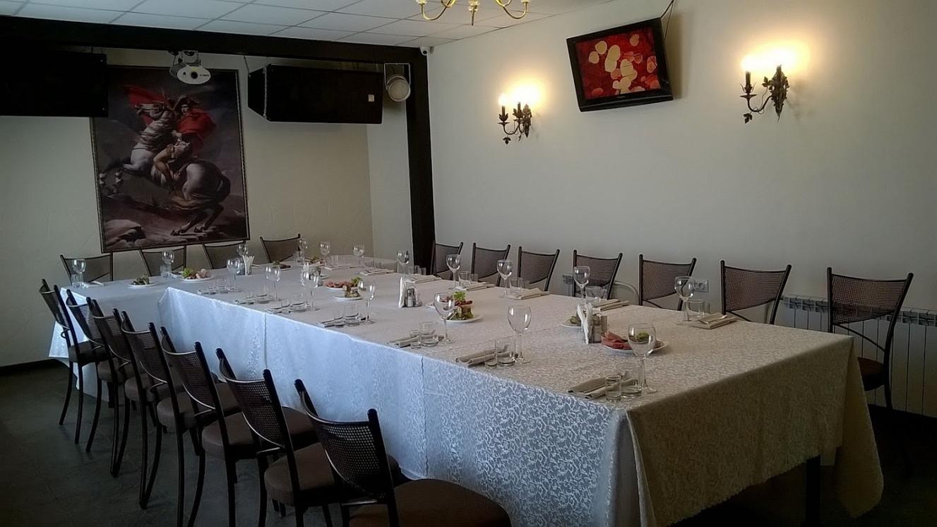 Ресторан Наполеон - фотография 1