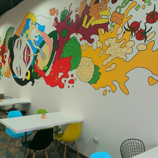 Ресторан Pasta Time - фотография 1