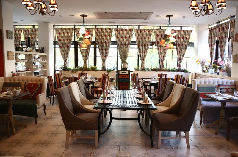 Ресторан Шале - фотография 23