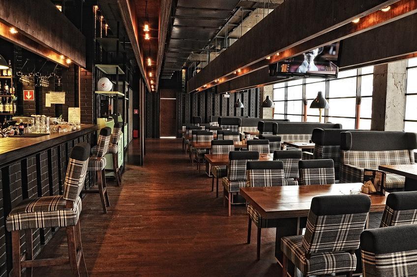 Ресторан Амбар - фотография 8