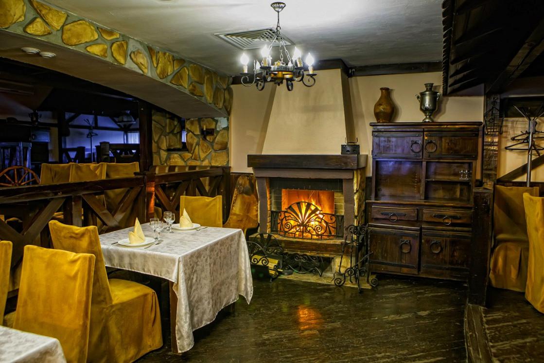 Ресторан Дарьял - фотография 2