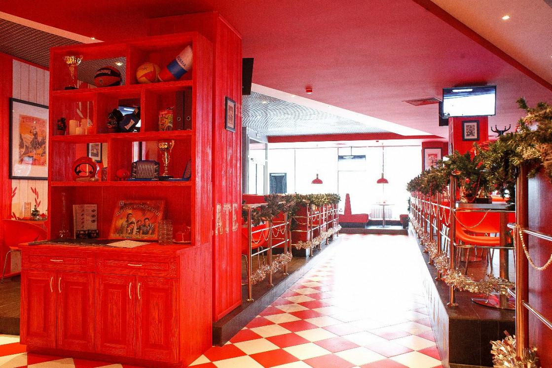 Ресторан Champs - фотография 4
