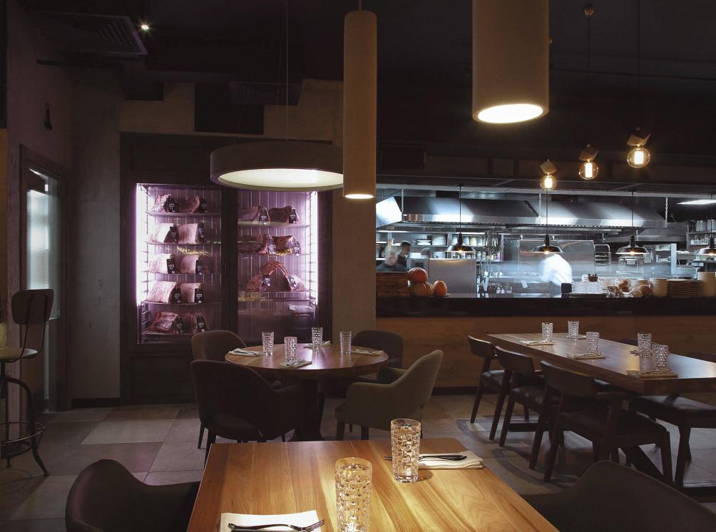 Ресторан 45°/60° - фотография 9