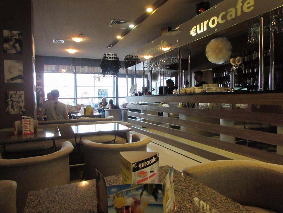 Ресторан Eurocafé - фотография 12