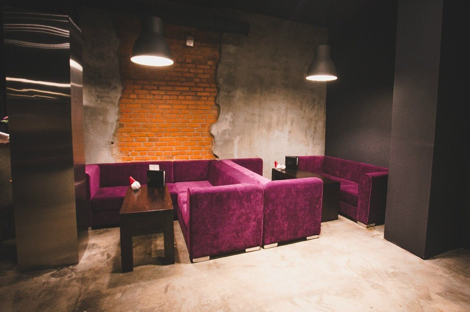 Ресторан Haze Hookah Bar & Coffee - фотография 1