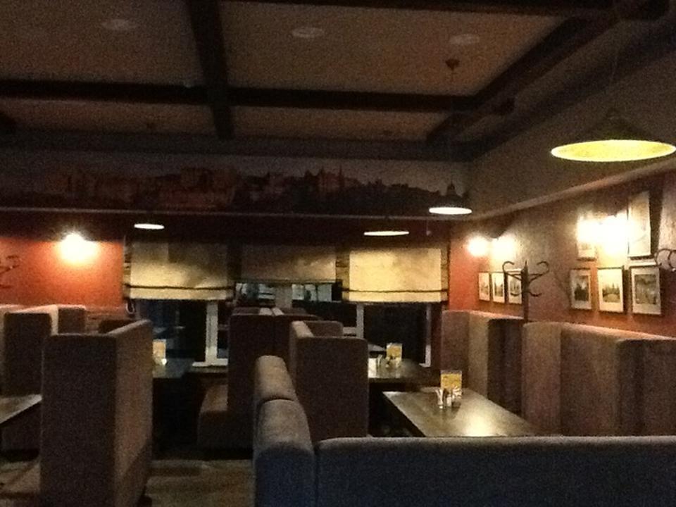 Ресторан Восток-запад - фотография 13