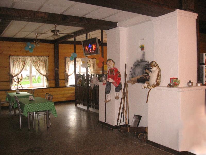 Ресторан Емеля - фотография 4