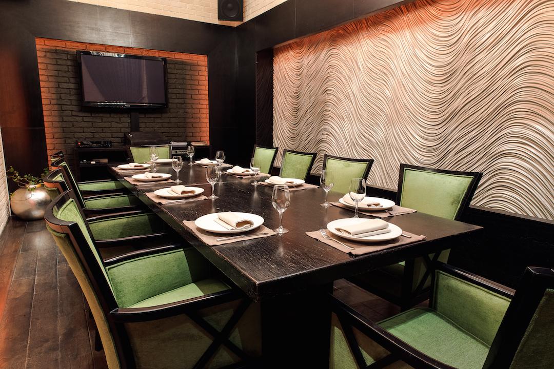 Ресторан Кому жить хорошо - фотография 9 - VIP зал