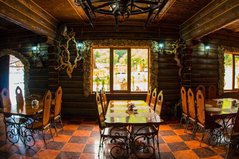 Ресторан Горные забавы - фотография 5