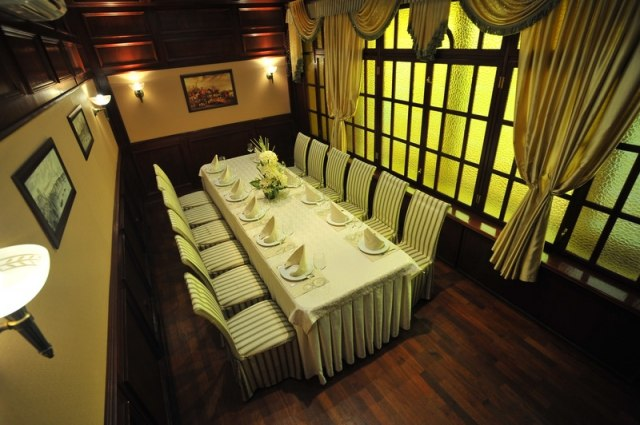 Ресторан Альбион - фотография 11