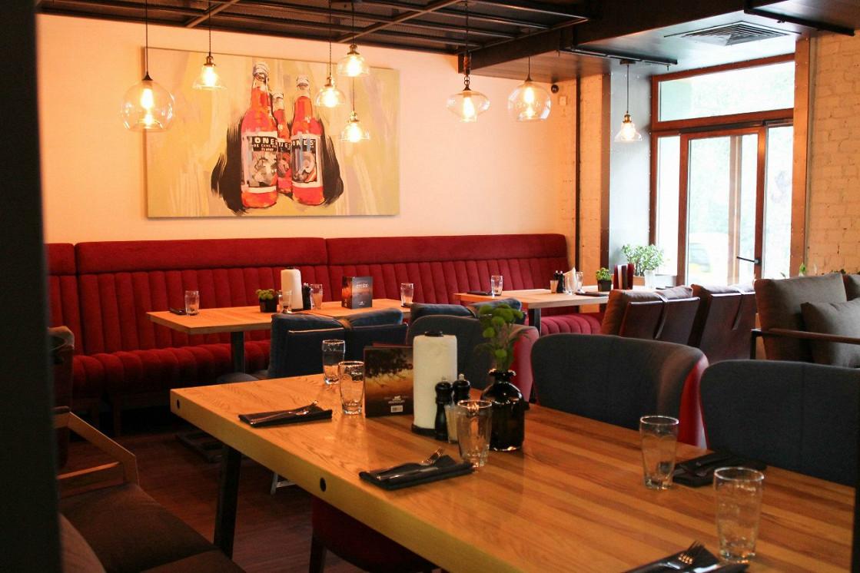 Ресторан Угли - фотография 9