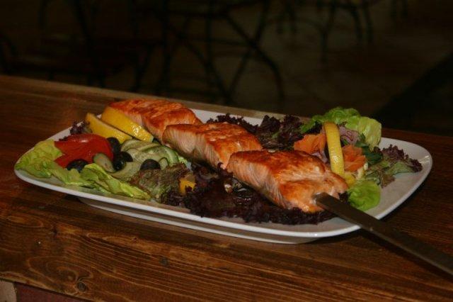 Ресторан Шашлычный двор - фотография 10