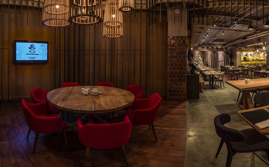 Ресторан Хинкальная на Мытной - фотография 8