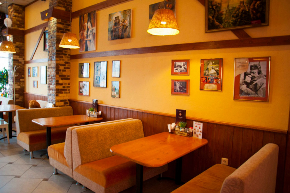 Ресторан Марципан - фотография 9