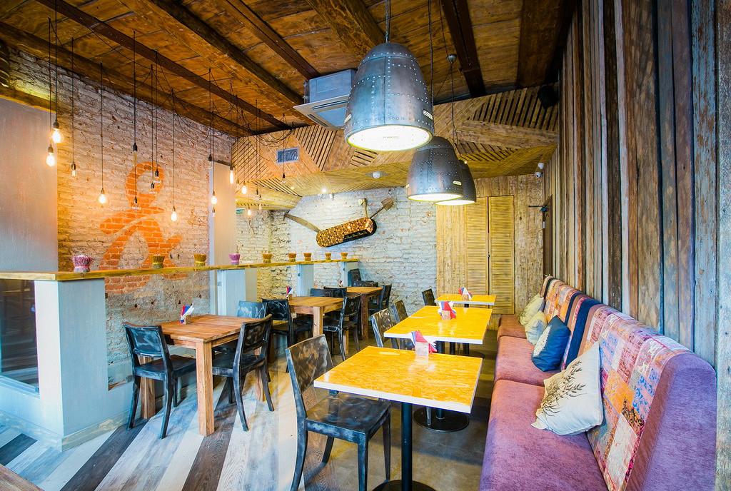 Ресторан Иван & Марья - фотография 4