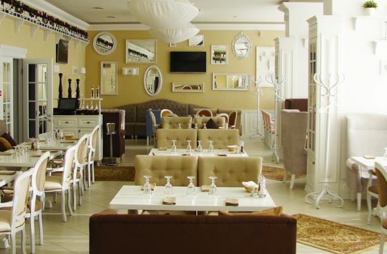 Ресторан Baguette - фотография 2