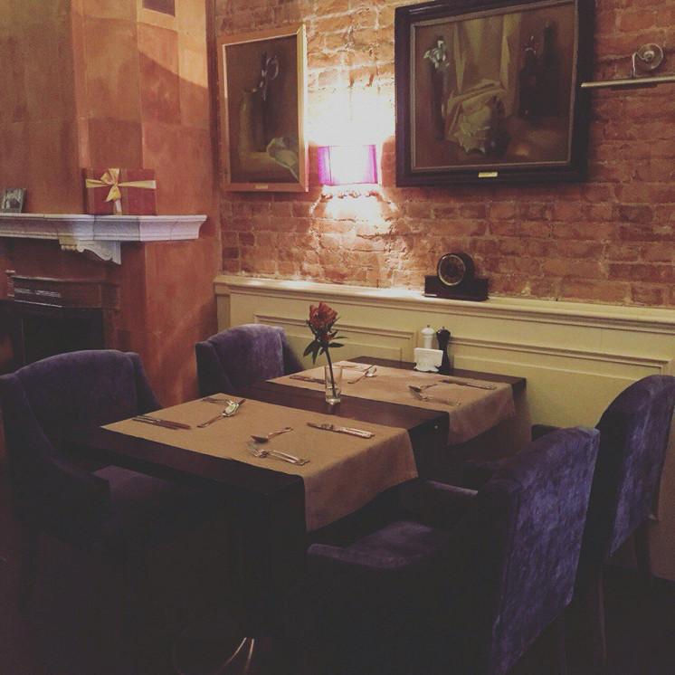 Ресторан Черничные ночи - фотография 6