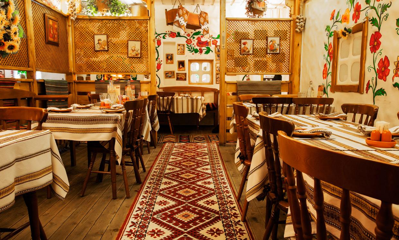 Ресторан Тарас Бульба - фотография 4