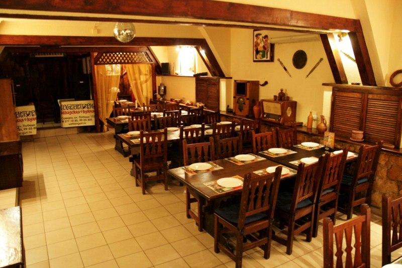 Ресторан Вахтангури - фотография 8