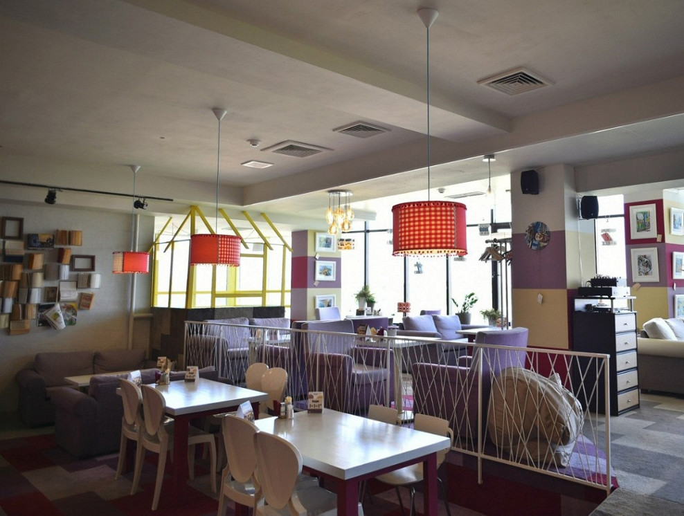 Ресторан Вкусные истории - фотография 1