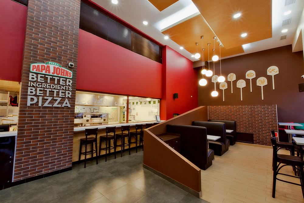 Ресторан Papa John's - фотография 3