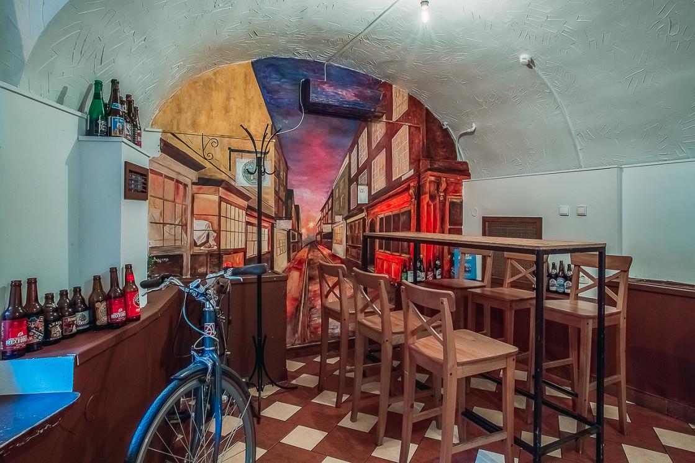 Ресторан Тапки - фотография 6
