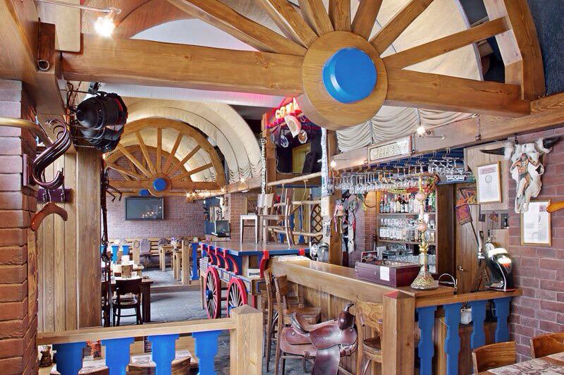 Ресторан Saloon Montana - фотография 2