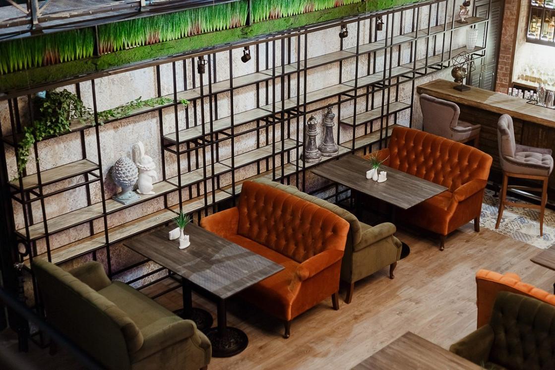 Ресторан Белый кролик - фотография 1