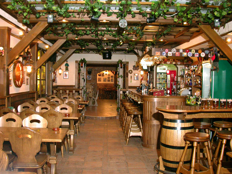 Ресторан Бочка - фотография 13