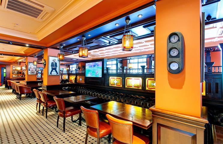 Ресторан Greene King - фотография 9