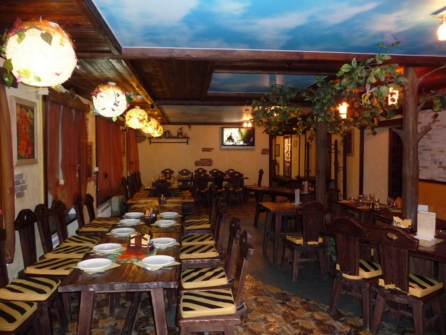 Ресторан Жу-жу - фотография 1
