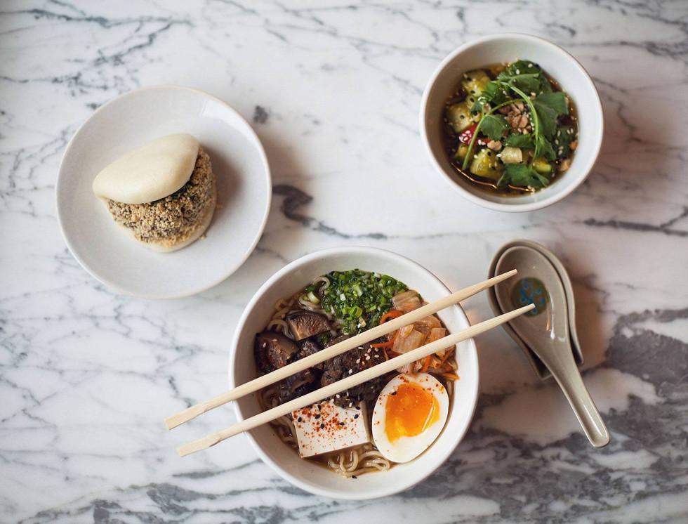 Ресторан Bao + Bar - фотография 10 - Самый сытный обед в BAO+BAR!