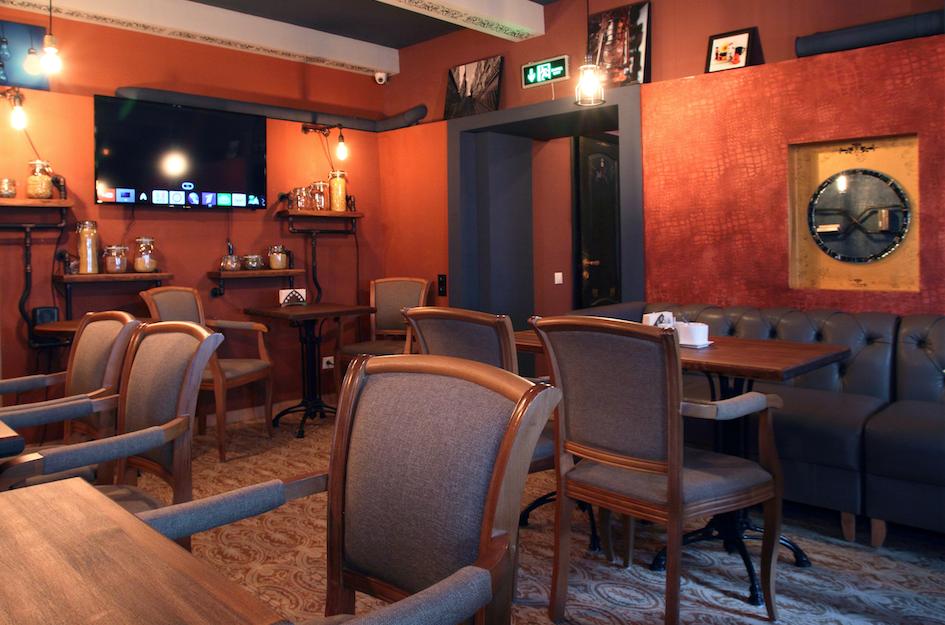 Ресторан Буфет-паштет  - фотография 9