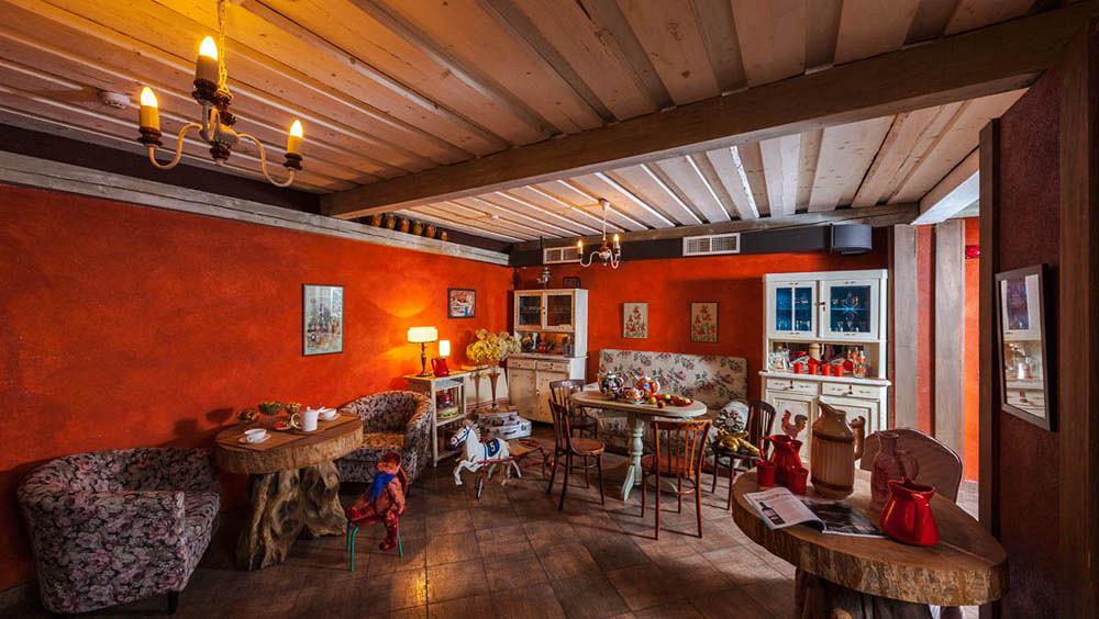 Ресторан 12 месяцев - фотография 5
